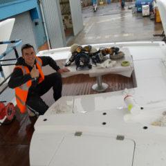 gelcoat repairs